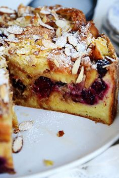 15 Cakes You Can (and Should) Eat for Breakfast via @PureWow