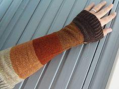 Lankaterapiaa: Uudet hihat - Noble Handwarmers