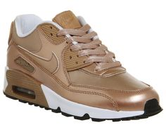 the best attitude 71c88 09d7b Nike Air Max 90 Metallic Red Bronze Running Shoes Nike, Nike Free Shoes,  Nike
