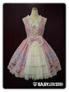 baby, the stars shine bright Queen of snow ~The white kingdom from which a fairy lands gently.~ Princess jumper skirt
