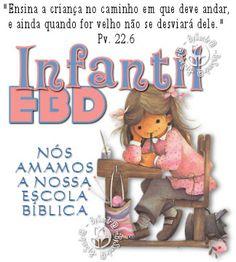 Blog da tia Rebeka: INCENTIVOS PRA EBD Biblical Quotes, Teddy Bear, Fictional Characters, Blog, Encouragement, Teaching, School, Dates, Liberty