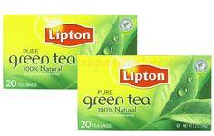 Lipton Green Tea Bags GRATIS en Target