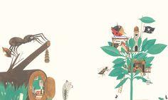 Hormigas, escarabajos, caballitos del diablo, arañas y mariquitas son algunos de los insectos a los que #CarsonEllis ha dado voz en una aventura tierna, divertida y trágica a la vez, que nos mostrará de cerca los grandes esfuerzos que realizan los pequeños animalillos en su día a día y a los que solemos estar ajenos. Es una invitación a mirar sin interferir, a tratar de entender ese idioma que nos resulta tan extraño y divertido, tan necesario para que la vida siga su curso.