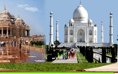India's growing and  best leading tour and travel company Four Wheel Drive India which provide Golden Triangle Tour Packages in India at affordable rates.