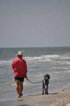 The Old Man and the Sea ... and the dog