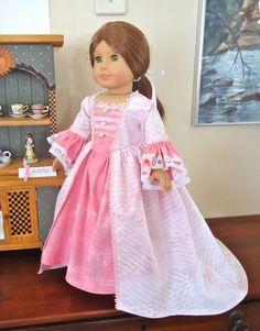 "American Girl Felicity ""Letter to Elizabeth"" Gown Letter | eBay"