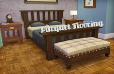 ** STATUS tested, my favourite floor - The Sims 4 | Parquet Flooring by Yuichen build mode floors