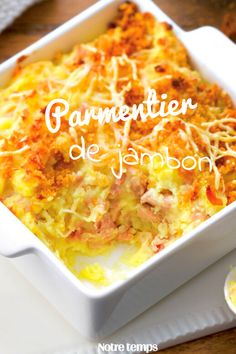Un recette facile et gourmande Batch Cooking, Parfait, Macaroni And Cheese, Food And Drink, Ethnic Recipes, New York, Recipes, Food, Cooking Recipes