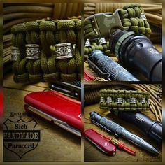 Небольшие вариации на скандинавскую тему.Молот Тора и бусина Трикветра.Надеюсь Вам понравится   #SichParacord #paracordstuff #paracordbraceletes #edc #paracord #beads #buckles #thor #hammer #handmade #ukraine #паракорд #браслетыизпаракорда #хендмейд #бусины #молотТора  #браслет