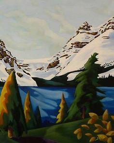 k neil swanson over the bow Fashion Art, Folk Art, Canada, Bows, Painting, Image, Style, Popular Art, Bowties