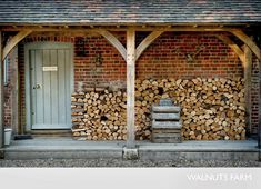 there's something about wood piles, I just can't resist them..