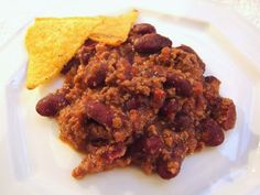 Chili Con Carne (by Cooking Julia)