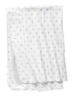 Favorite bumble bee baby blanket | Gap