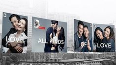 "Bench, a Philippine clothing brand, recently launched an ad campaign called ""Love All Kinds Of Love"" in the Philippines. Commercial Advertisement, Ads, Commercial Art, Philippines Outfit, Marketing Program, Gay Couple, Billboard, Lgbt, Lesbian"