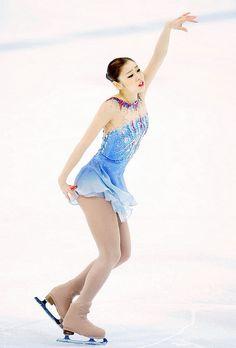 20130105 Korea Figure Skating Championship, Kiss of the Vampire -17 @yunaaaa #YunaKIM