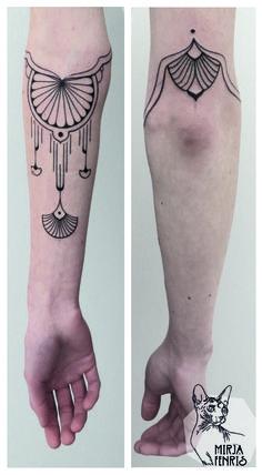 Mirja Fenris Tattoo Mais