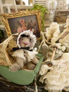 *♥ Atelier de Léa - Un Jour à la Campagne ♥*: Musée de poupées