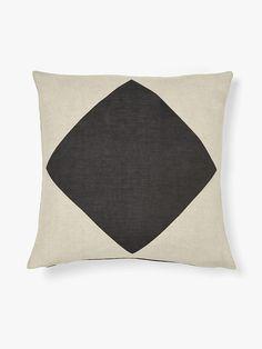 Big Diamond Cushion