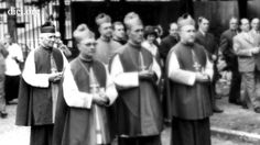 """Declaration of Archbishop Lefebvre (21. 10. 1974): """"We hold fast, with all our heart and with all our soul, to Catholic Rome, Guardian of the Catholic faith and of the traditions necessary to preserve this faith, to Eternal Rome, Mistress of wisdom and truth. We refuse, on the other hand, and have always refused to follow the Rome of neo-Modernist and neo-Protestant tendencies..."""" full text in english http://archives.sspx.org/archbishop_lefebvre/1974_declaration_of_archbishop_lefebvre.htm"""