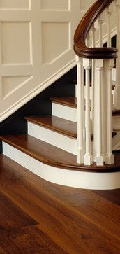 This Gorgeous Staircase Love The Contrast