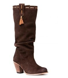 Purse Boot.  http://elizabethanneshoes.com