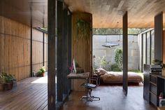 SawMill House,© Ben Hosking