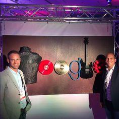 Rene Detter, Martin Kaindel, Google Social Media, Concert, Google, Creative, Communication, Psychics, Recital, Social Networks, Festivals