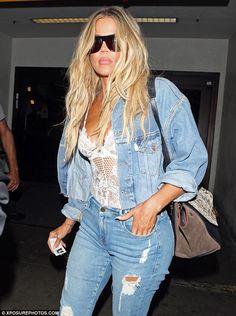 Khloe Kardashian 9/29/16