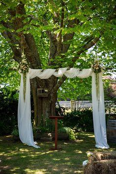 Wedding Gate, Wedding Altars, Garden Wedding, Summer Wedding, Rustic Wedding, Wedding Ceremony, Our Wedding, Wedding Venues, Wedding Ideas