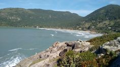 Praia do Matadeiro em Florianópolis, SC