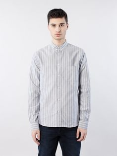 Colin Oxford Stripe by Whyred SS16