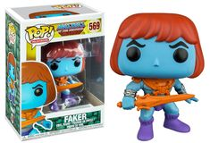 Masters of the universe Faker Funko Pop