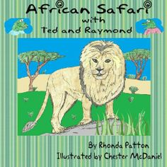 """African Safari with Ted and Raymond  Kristin Davis actress of """"Sex and the City"""" reads """"African Safari with Ted and Raymond"""" and writes about it as her top 8 Elephant reads.  http://www.momtastic.com/entertainment/367539-kristin-davis-8-awesome-elephant-books-i-read-to-my-daughter-and-you-should-read-to-your-kids/"""