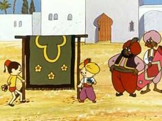 10 W Krainie 1001 Nocy Pozostałe odcinki z wszystkich serii: http://boleklolektola.blogspot.com/p/serie-i-odcinki.html