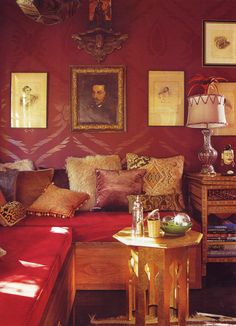 love the eclecticism!