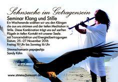 Seminar, Klang und Stille, Schamanismus