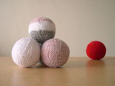 Free pattern on Ravelry: Oh Balls! by Marcie Nishioka