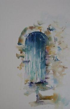 jane minter Green Door