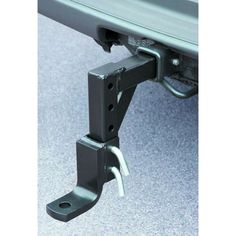 Haul-Master 95991 8-in-1 Adjustable Ball Mount Hitch