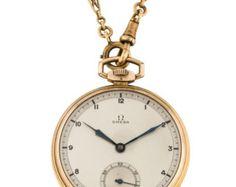 f5be66dfd646 Resultado de imagen para Reloj de bolsillo de hombre 14K con cadena