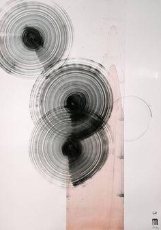 Original Abstract Drawing by Michael Lentz Ink Drawings, Abstract Drawings, Love Drawings, Easy Drawings, Abstract Art, Buy Art, Find Art, Generative Art, Sgraffito