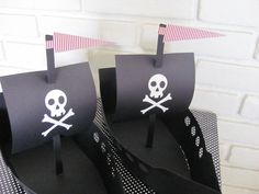 Barco pirata color plus
