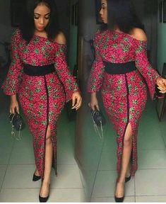 African Wear Dresses, African Fashion Ankara, Latest African Fashion Dresses, African Print Fashion, Africa Fashion, African Attire, African Style, African Prints, African Fashion Designers