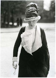 « Avenue des Acacias, Paris 1911 » Photographie J H Lartigue ©Ministère de la…