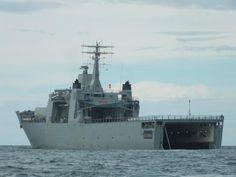 Royal Thai Navy LPD HTMS Angthong 791