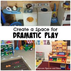 Ideas for what to include for each age group (including various levels of toddler/infant/preschool)