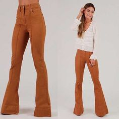 Resultado de imagem para modelos de calças flares