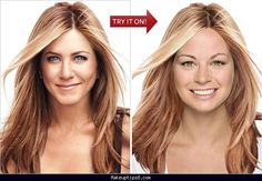 Try celebrity hairstyles your photo - http://makeuptips8.com/try-celebrity-hairstyles-your-photo.html