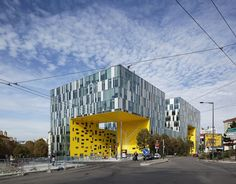 Cite Des Affaires in Saint-Etienne, France / Manuelle Gautrand Architecture
