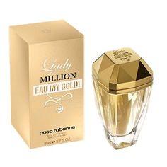 c3d09c70d Paco Rabanne Lady Million Eau My Gold http   www.scentscout.net